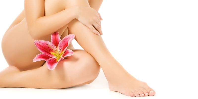 Depilazione gambe e inguine