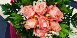Ghirlanda, bouquet e bomboniere