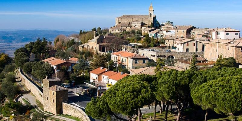Tour San Gimignano-Volterra